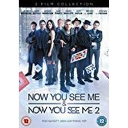 Now You See Me & Now You See Me 2 Doublepack [DVD] [2013]